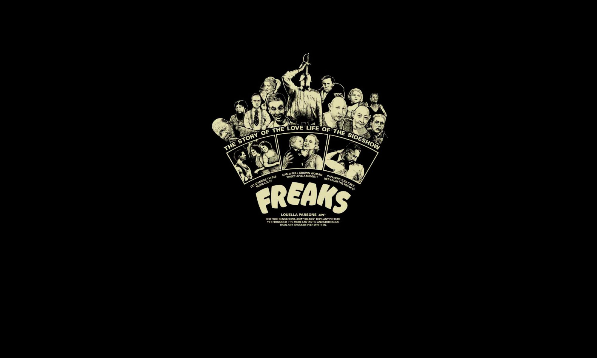 Freaks-Books